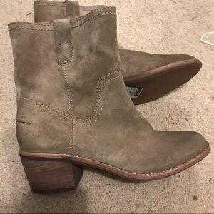 Women's booties Size 6